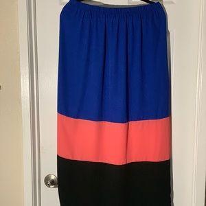 Women's Maxi Skirt